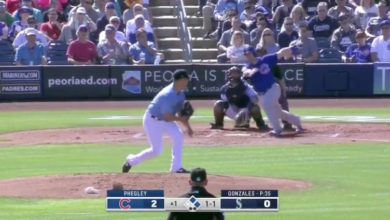 Photo of Watch: Josh Phegley Goes Deep as Cubs Catchers Continue to Rake