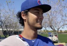 Photo of Yu Darvish Throws Successful BP Session, Scheduled to Start Saturday Against Brewers