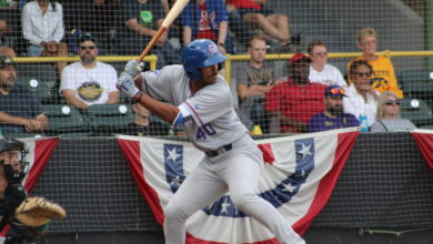 Photo of Top Cubs Prospect Brennen Davis Joins Cubs Related Podcast to Discuss Hitting Development