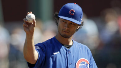 Photo of Supreme Clientele: Yu Darvish Throws New Franken-Pitch in Intrasquad Scrimmage
