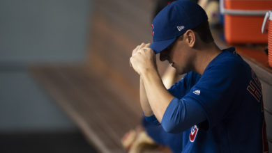 Photo of Chicago Cubs Score and Recap (Simulated Game 6): Cubs 6, Pirates 8 – Hendricks Hit Hard in Loss