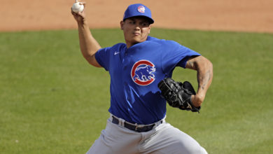 Photo of Cubs RHP Prospect Manuel Rodriguez Has Grade 2 Biceps Strain, No Timetable for Return