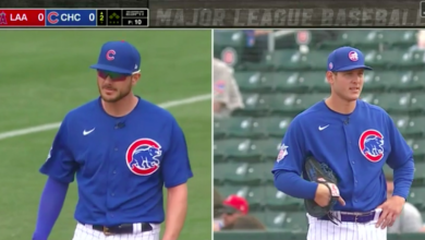 Photo of Watch: Anthony Rizzo, Kris Bryant Entertain While Mic'd Up During ESPN Broadcast