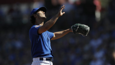 Photo of Cubs Don't Expect Yu Darvish to Be Sidelined Long After Illness Setback