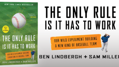 Photo of 4 Baseball Books to Help Get You to Opening Day
