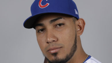 Photo of Cubs Lose Catcher Jhonny Pereda as PTBNL in Travis Lakins Deal