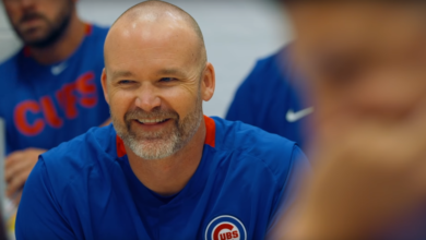 Photo of Watch: David Ross Leads Spring Training Staff Meeting
