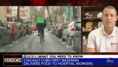 Photo of Watch: Anthony Rizzo Joins ABC News to Talk COVID-19 Efforts