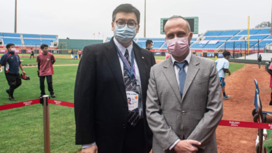 Photo of The Son Ranto Show: CPBL Broadcaster Wayne Scott McNeil Talks Baseball in Taiwan