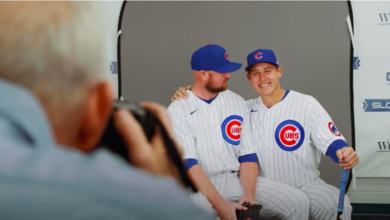 Photo of Watch: Cubs 162 Goes Behind-the-Scenes at Photo Day, Meetings with Manager David, and More!