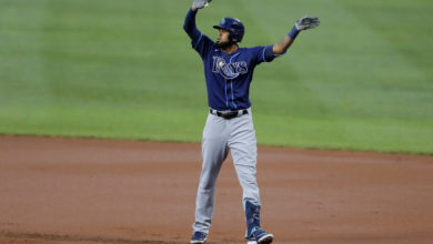 Photo of Chicago Cubs Acquire José Martínez From Tampa Bay Rays