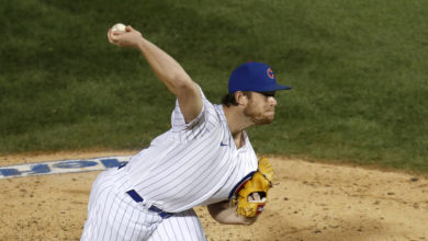 Photo of Cubs Stats to Follow: Rowan Wick Has Been Pitching Backwards