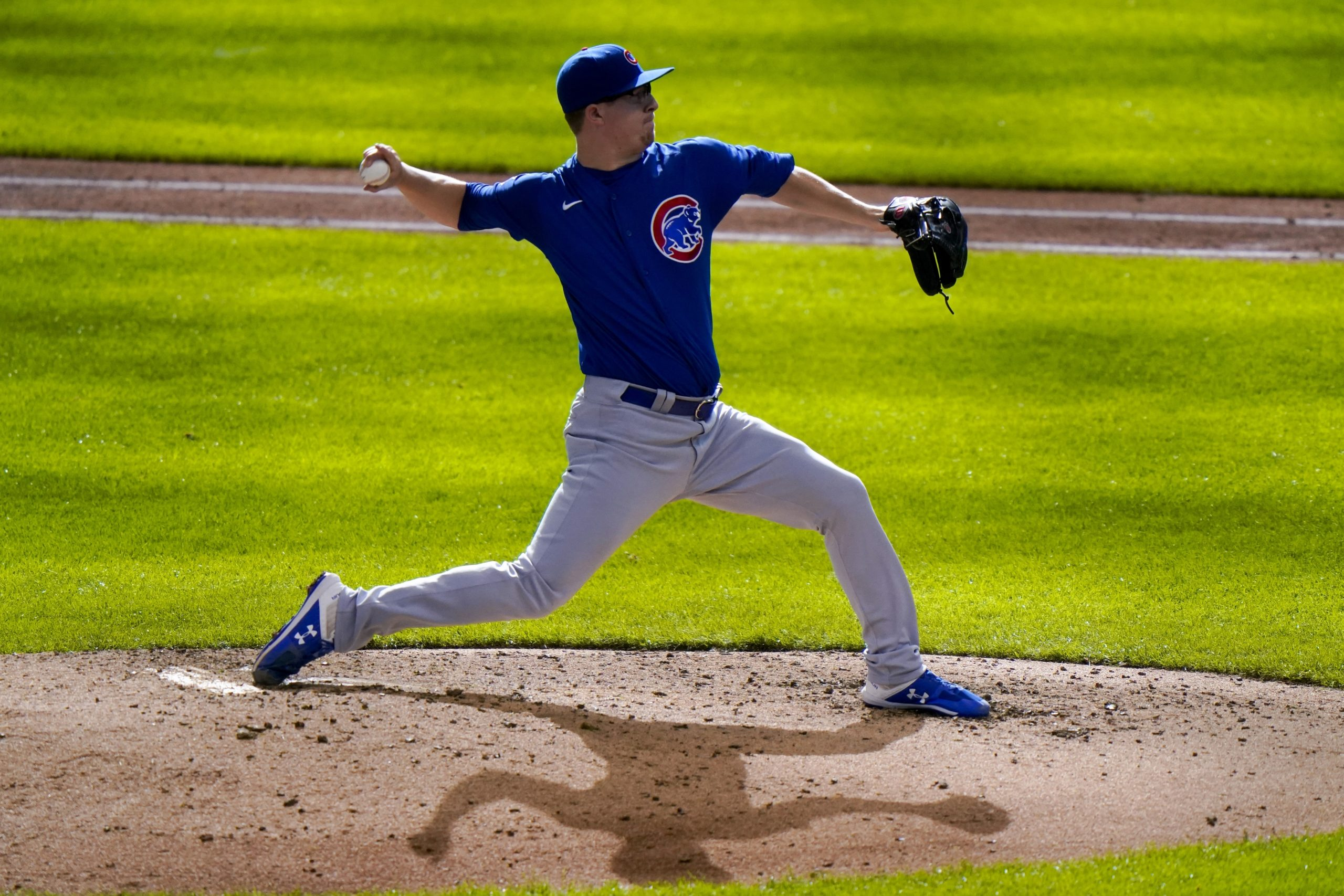 Photo of Chicago Cubs Score and Recap (9/13/20): Cubs 12, Brewers 0 – Alec Mills Throws No-hitter in Blowout Win