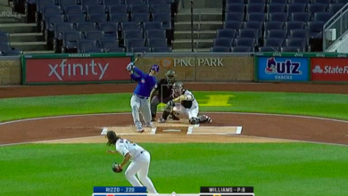 Photo of Watch: Anthony Rizzo Homers on 0-2 Pitch to Open Scoring