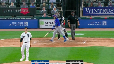 Photo of Watch: Javy Báez Hits 428-Foot Home Run