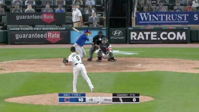 Photo of Watch: Javy Báez Doubles…FROM THE LEFT SIDE!!!
