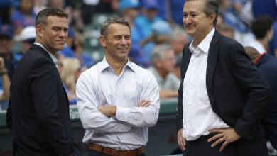 Photo of Theo Epstein Reportedly Still 'Mulling Whether to Step Down,' Which Ownership Might Not Hate