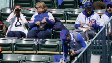 Photo of The Rundown: Cubs Fans We All Love (and Hate), Rays on Verge of World Series Berth, Braves Go Up 2-0 on Dodgers