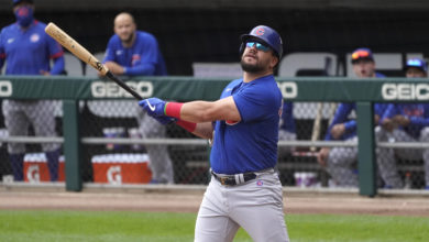 Photo of Kyle Schwarber Could Be Odd Man Out if Cubs Look to Get 'More Athletic'